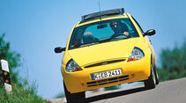 Ford Ka, Frontansicht