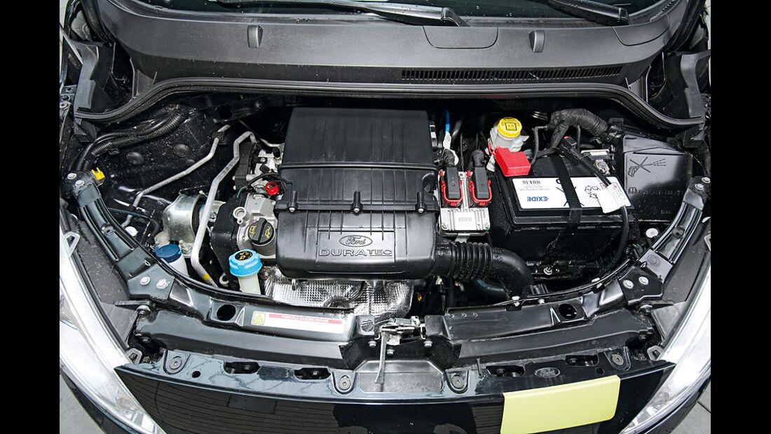Ford Ka, Motor