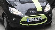 Ford Ka, Scheinwerfer, Kühlergrill