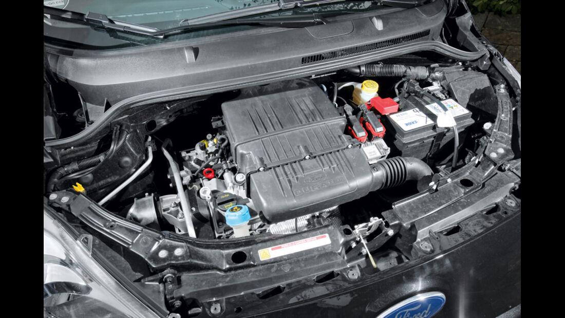 Ford Ka Titanium, Motor