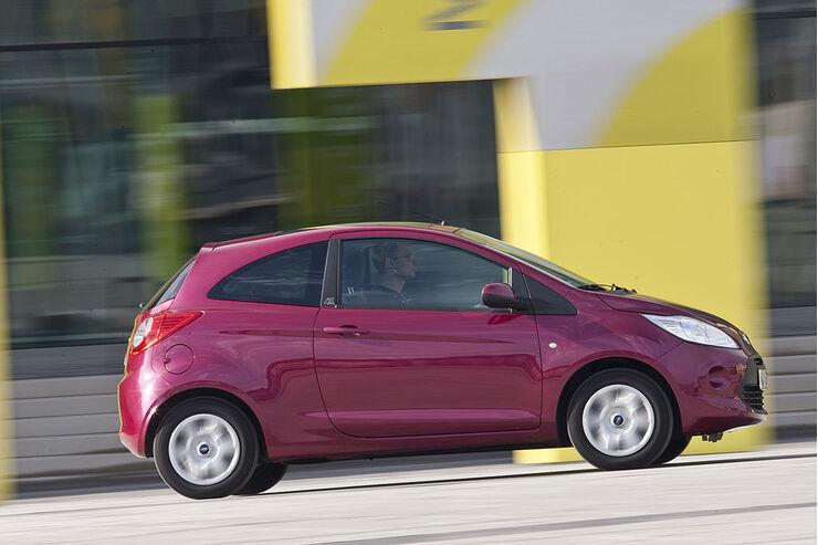 kaufberatung kleinwagen ford ka 1 2 seite 6 auto motor und sport. Black Bedroom Furniture Sets. Home Design Ideas