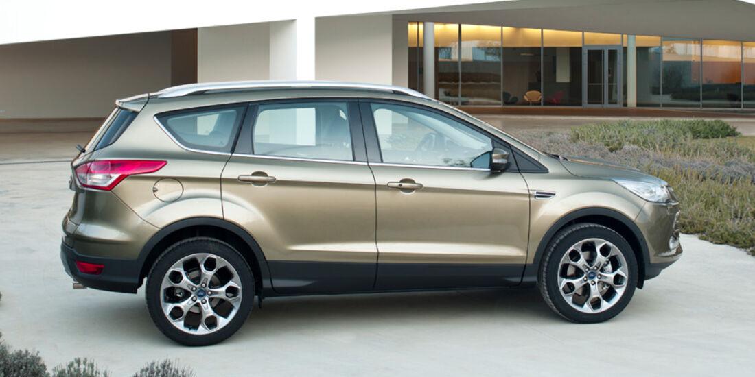 Ford Kuga, 0312, Genf 2012