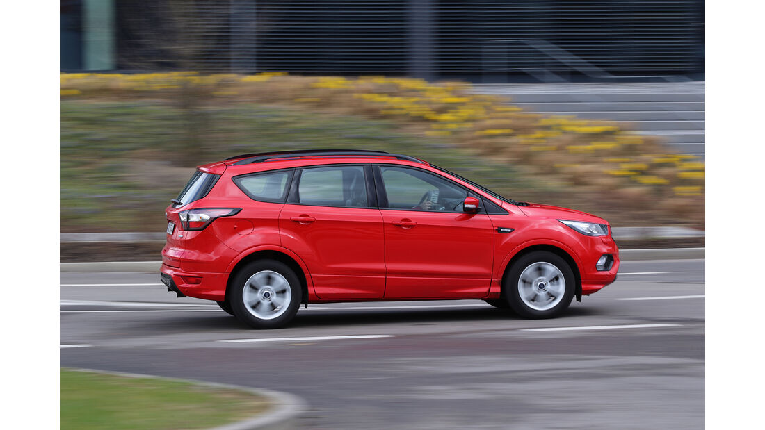 Ford Kuga 1.5 Ecoboost, Exterieur