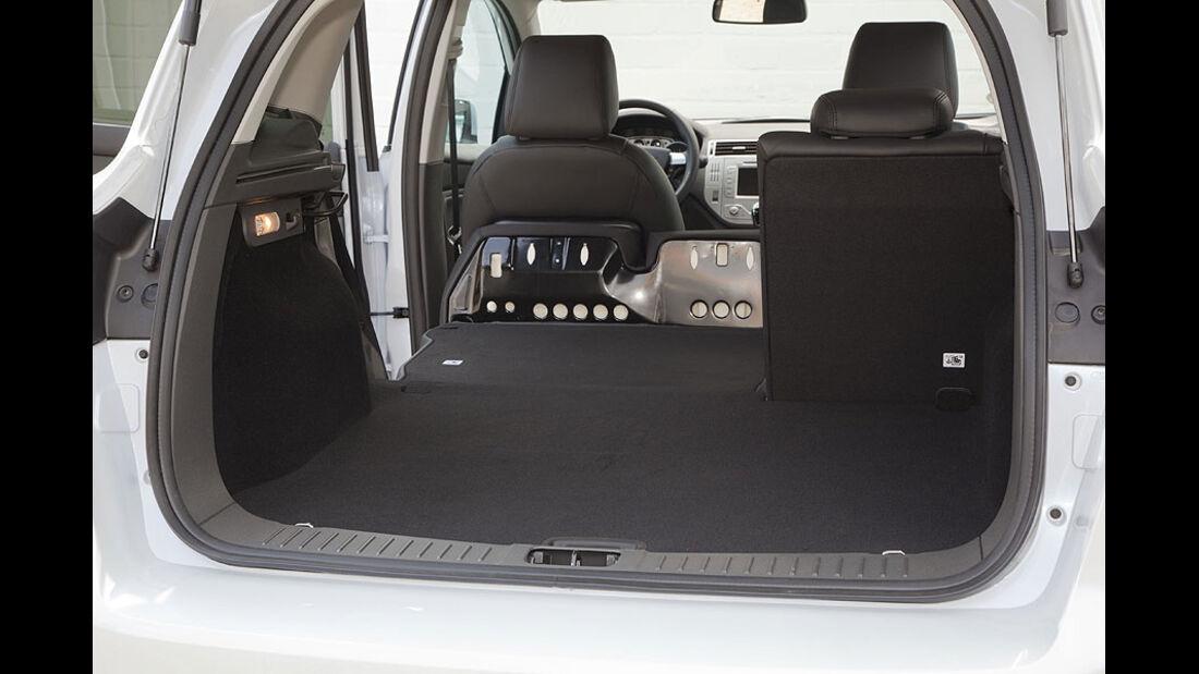 Ford Kuga 2.0 TDCI 4x4 Kofferraum