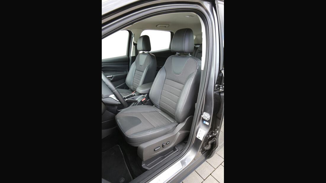 Ford Kuga 2.0 TDCI 4x4 Titanium, AMS1616