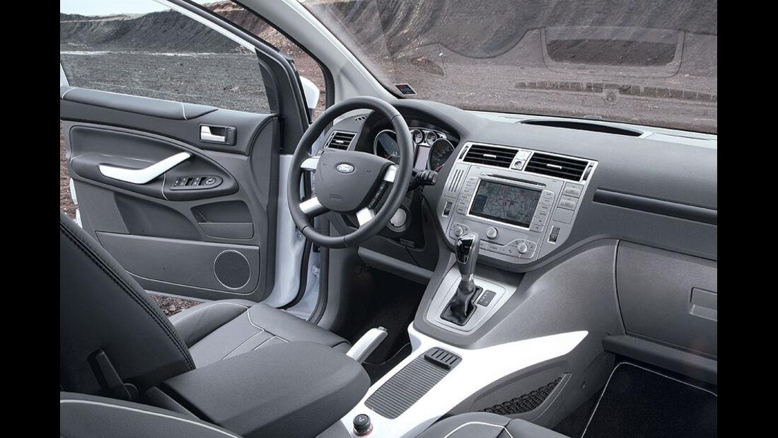 Ford Kuga 2.0 TDCI,Cockpit
