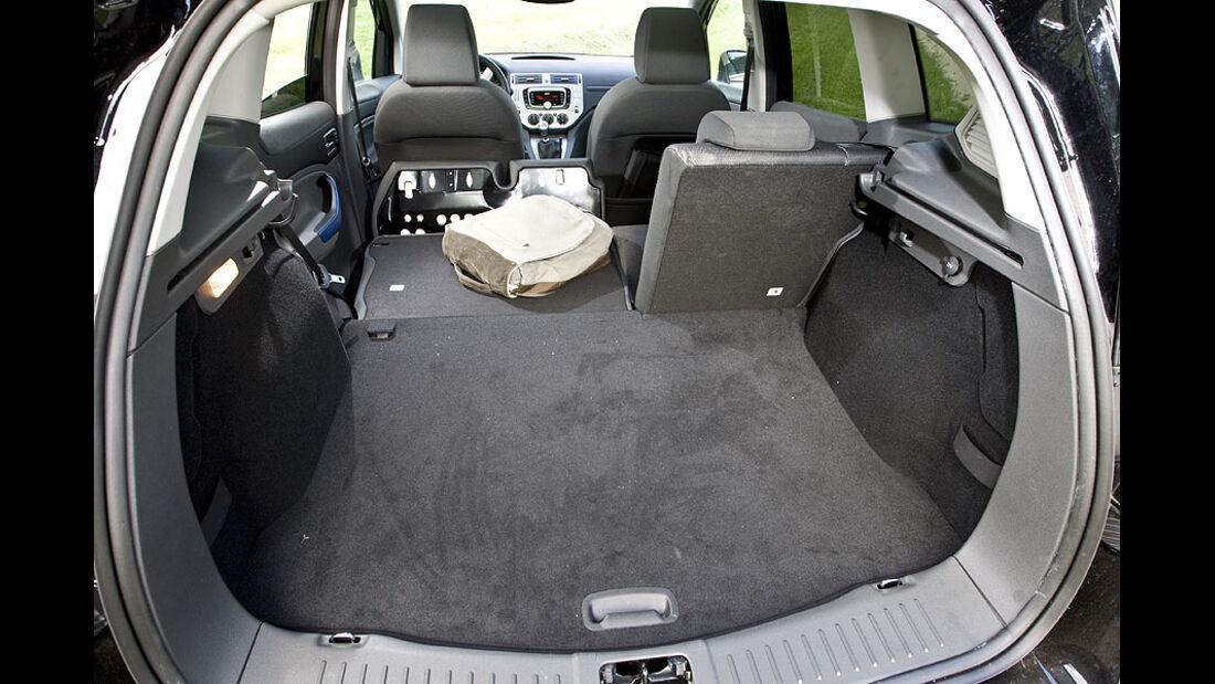 Ford Kuga 2.0 TDCI,Kofferraum