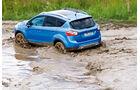 Ford Kuga 2.0 TDCi 2x4, Fluss