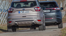 Ford Kuga 2.0 TDCi 4x4, Ford Edge 2.0 TDCi 4x4,