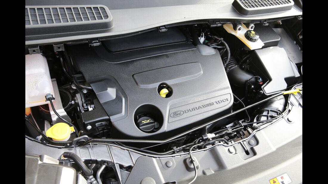 Ford Kuga 2.0 TDCi 4x4, Motor