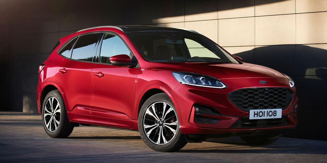 Neuer Ford Kuga 2019 Infos Daten Suv Preis Auto Motor Und Sport