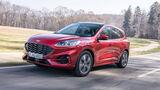 Ford Kuga (2020), Fahrbericht