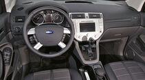 Ford Kuga, Cockpit