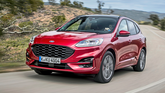 Ford Kuga, Exterieur