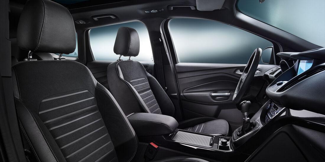 Ford Kuga Facelift Sperrfrist 20.2.2016