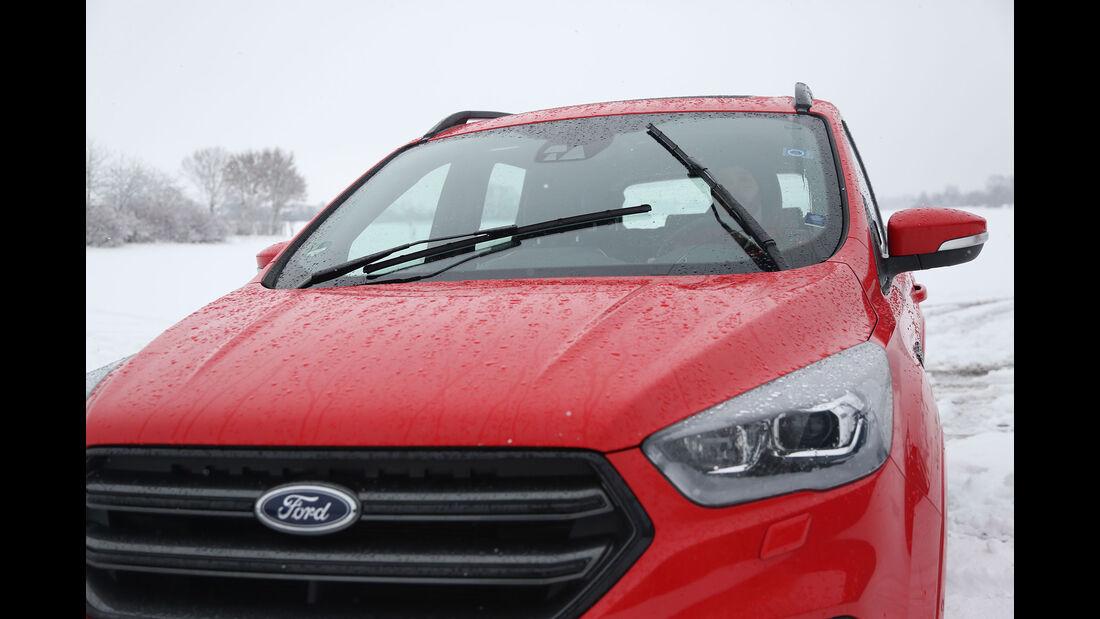 Ford Kuga, Front Nah