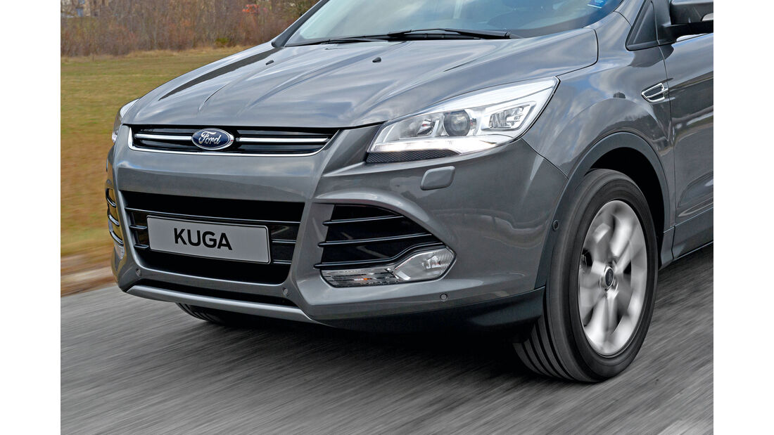 Ford Kuga, Frontscheinwerfer