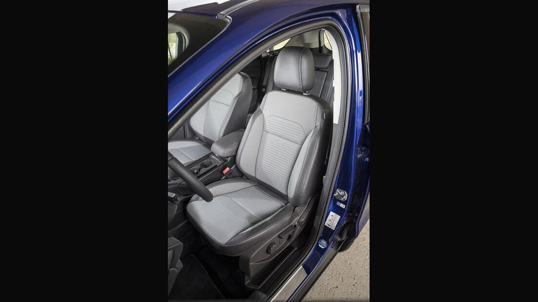 Ford Kuga Interieur