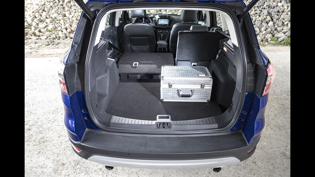 Ford Kuga Kofferraum