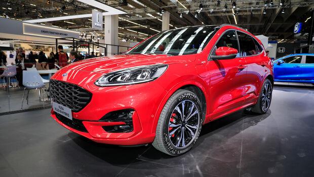 Ford Kuga Plug-in-Hybrid, IAA 2019