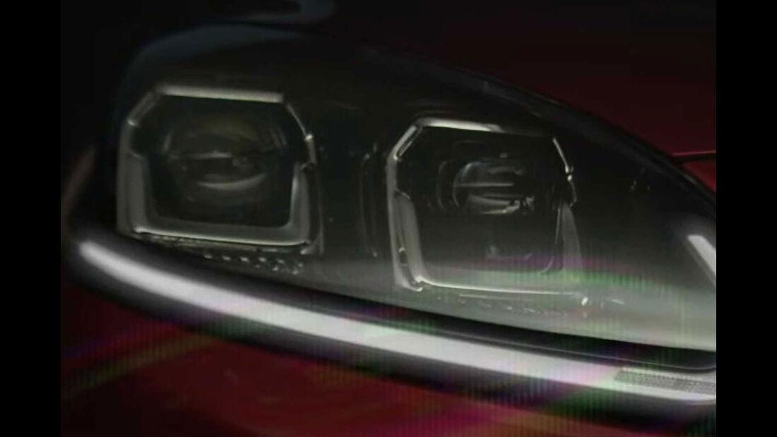 Ford Kuga Teaser
