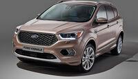 Ford Kuga Vignale 2016