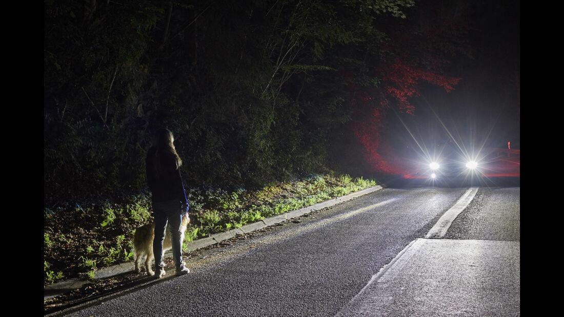 Ford Lichtsystem, Spotlicht, Früherkennung