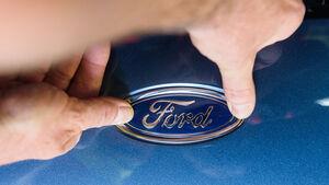 Ford Logo (2018)