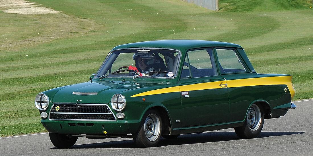 Ford-Lotus Cortina