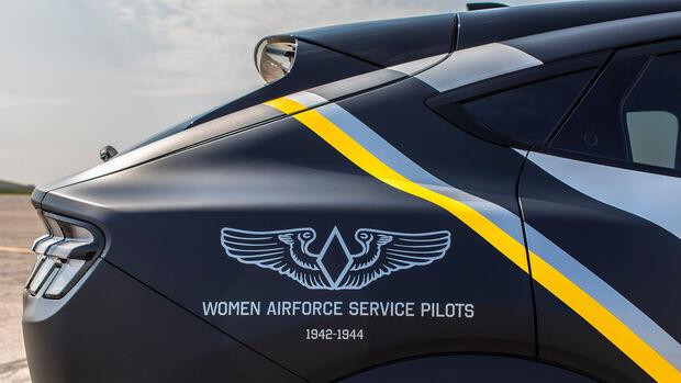 Ford Mach-E Experimental Aircraft Association