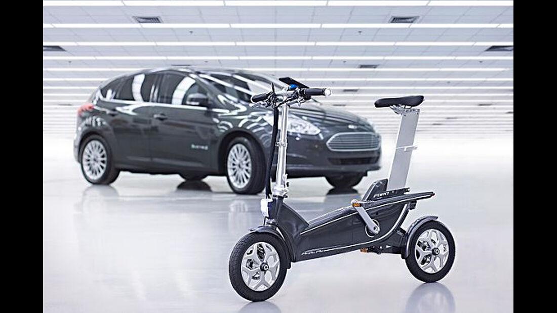 Ford Mode:Mo E-Bike