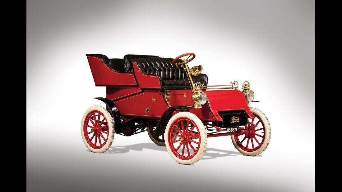 Ford Model A Rear Entry Tonneau 1903