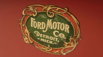 Ford Model A Rear Entry Tonneau 1903