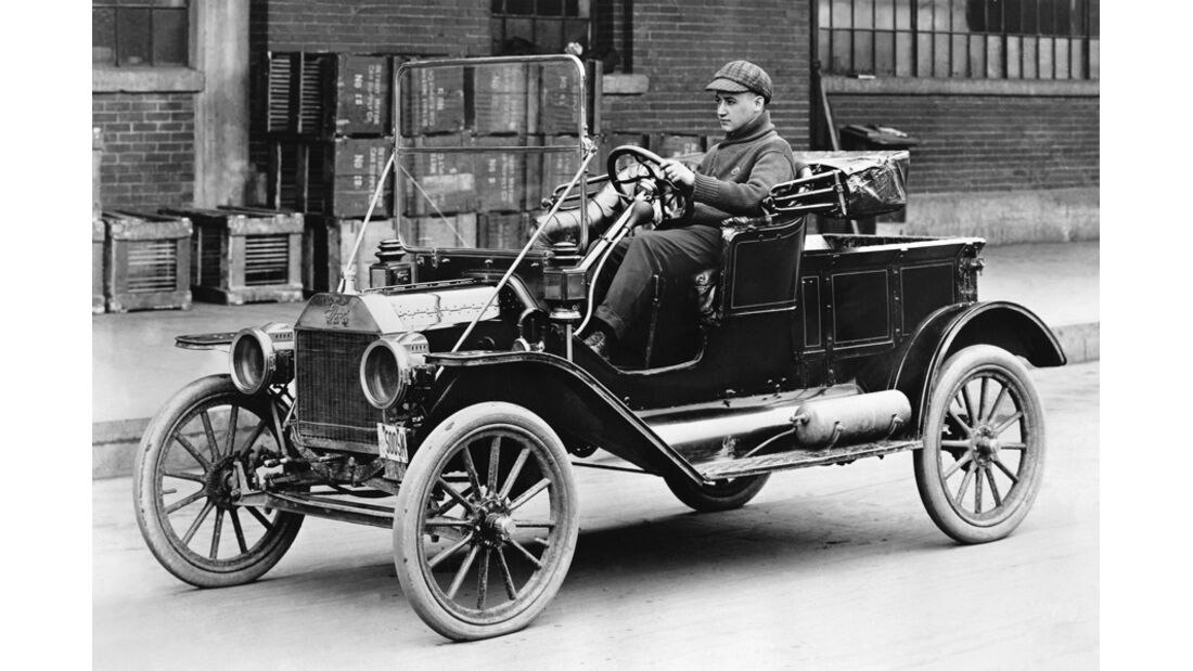 Ford Model T, 1912