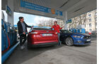 Ford Mondeo 1.0 Ecoboost, Ford Mustang 5.0 Ti-VCT V8