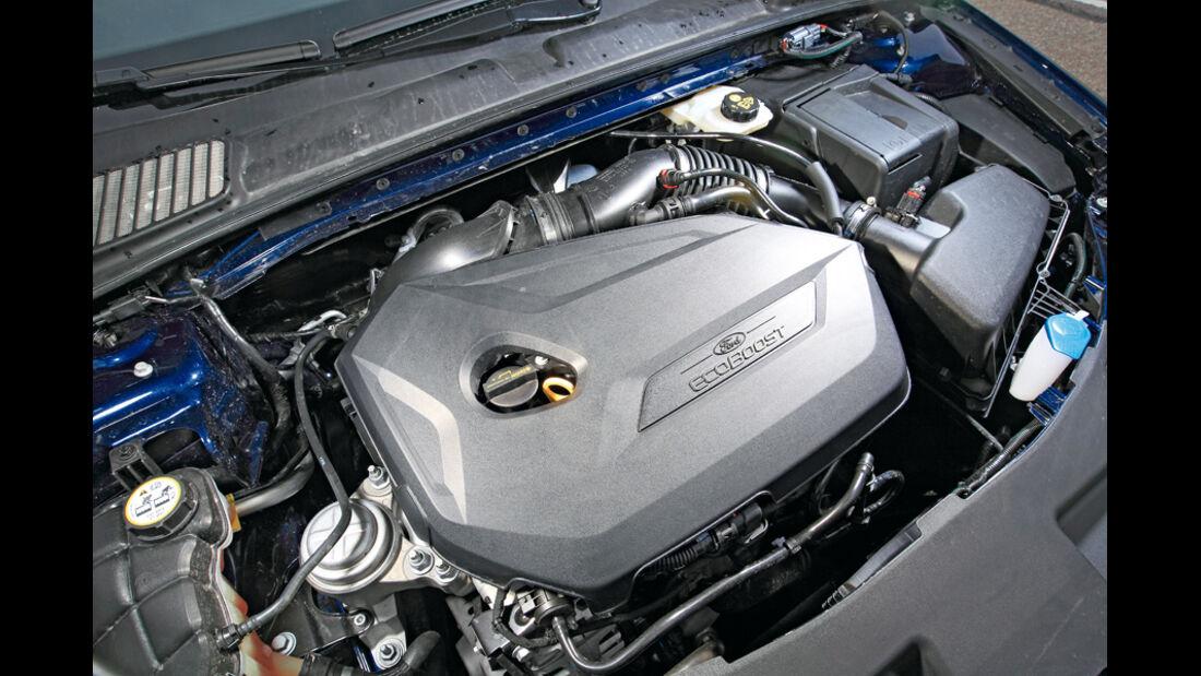 Ford Mondeo 1.6 Ecoboost, Kofferraum