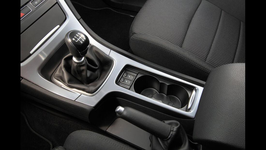 Ford Mondeo 1.6 Ecoboost, Rundinstrumente