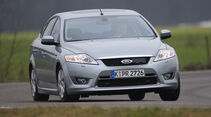 Ford Mondeo 1.6 TI-VCT, Frontansicht