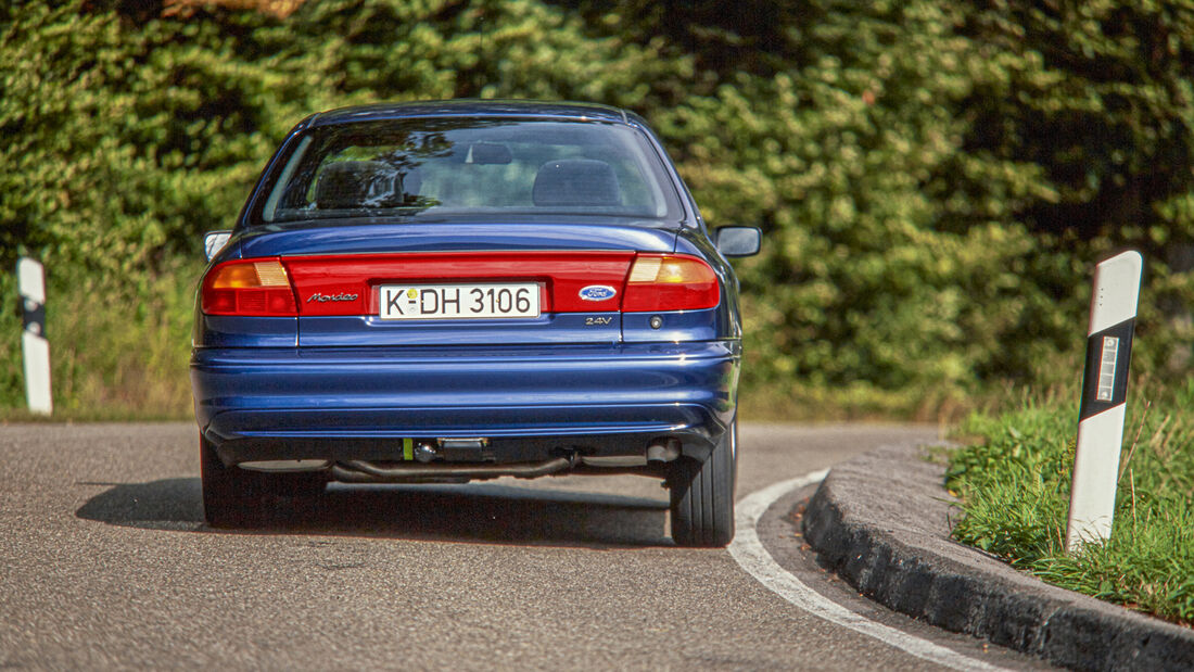 Ford Mondeo 1.8i, Exterieur