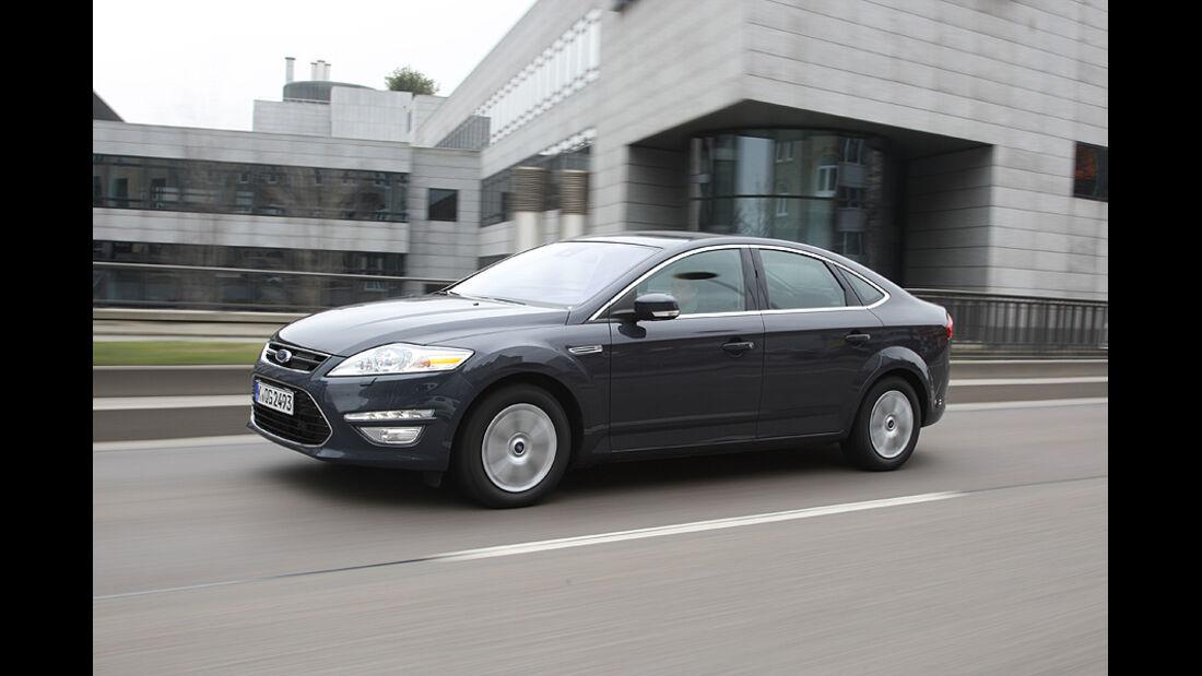 Ford Mondeo 2.0 SCTi, Seite
