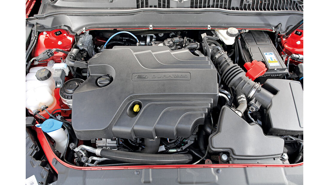 Ford Mondeo 2.0 TDCi, Motor