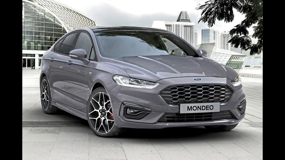 Ford Mondeo, Best Cars 2020, Kategorie D Mittelklasse