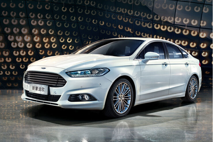 Ford Mondeo China