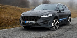 Ford Mondeo Crossover Retusche Photoshop 2019