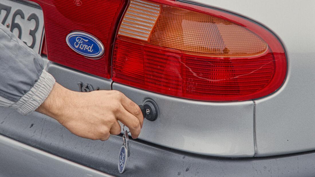 Ford Mondeo, Exterieur
