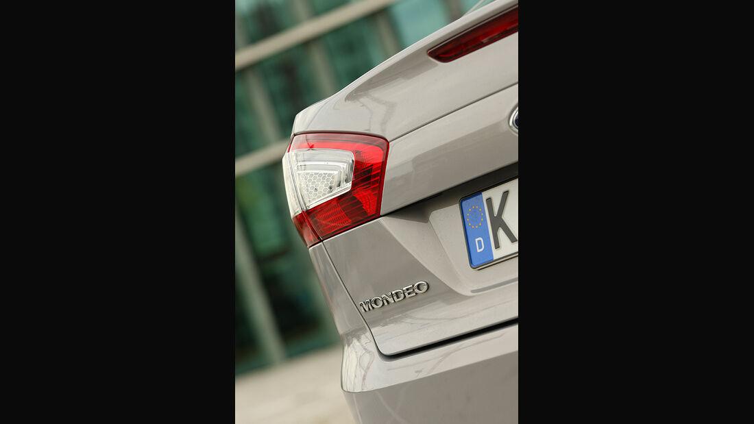 Ford Mondeo Flexifuel LPG, Heck, Rücklicht