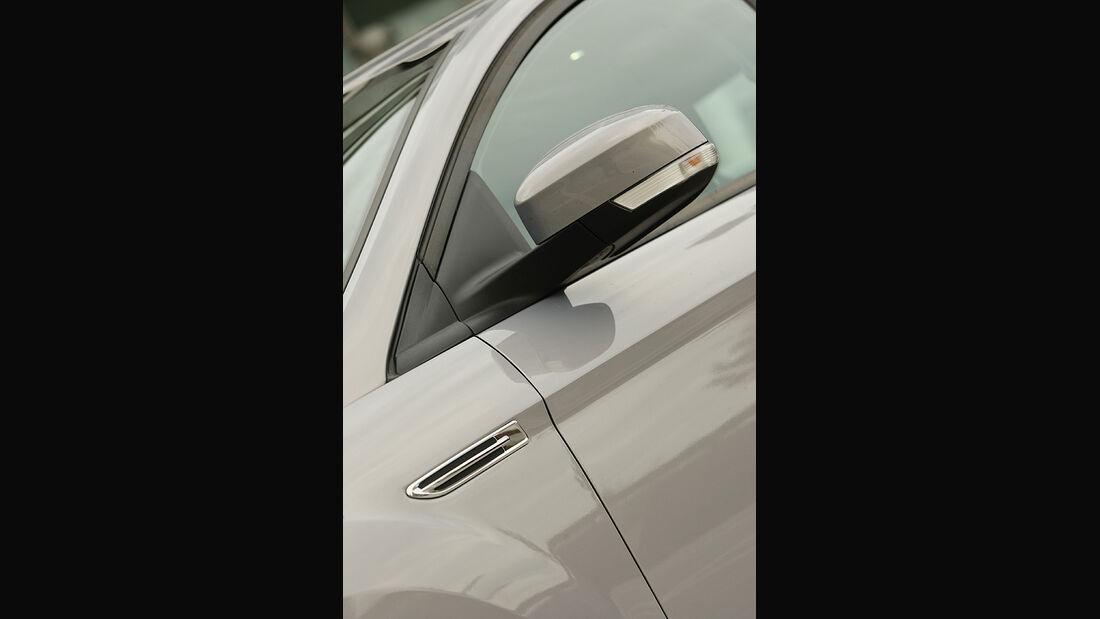 Ford Mondeo Flexifuel LPG, Seitenspiegel