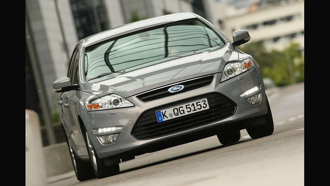 Ford Mondeo Flexifuel LPG