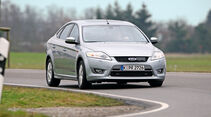 Ford Mondeo, Front