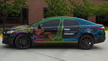 Ford Mondeo Fusion Leichtbaukonzept